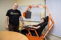 G-кресло, которое создал туляк, Фото: 1