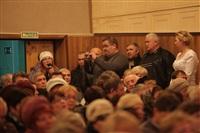 Встреча с губернатором. Узловая. 14 ноября 2013, Фото: 51