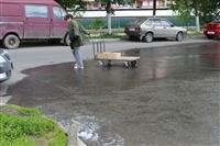 """Рынок """"Южный"""" затопило, Фото: 29"""