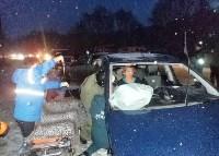 Авария под Алексином днём 12 декабря, Фото: 3