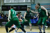 Тульские баскетболисты «Арсенала» обыграли черкесский «Эльбрус», Фото: 56