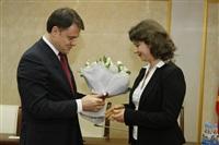 Губернатор вручил премии региона в сфере науки и техники, Фото: 16