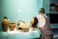 Монтаж экспозиции нового музея на Куликовом поле. Август 2016, Фото: 69