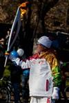 Второй этап эстафеты олимпийского огня: Зареченский район, Фото: 59