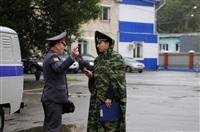 В Туле полицейские соревнуются в мастерстве, Фото: 1