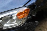 Возле поста ДПС в Плавске столкнулись три иномарки и фура, Фото: 16