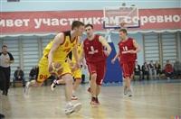 БК «Тула» дважды уступил баскетболистам Ярославля, Фото: 30