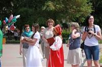 В Туле прошел флешмоб «Читающий парк», Фото: 32