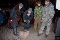 Ночь искусств в Туле: Резьба по дереву вслепую и фестиваль «Белое каление», Фото: 38