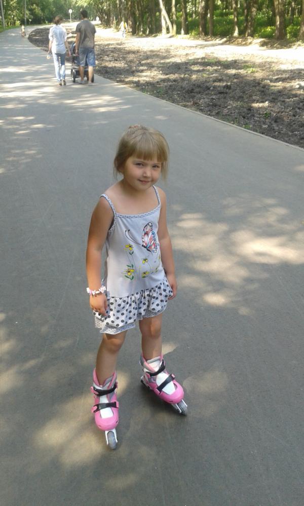 моя дочура)))