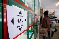 В Киреевске поликлинике помогают волонтеры, Фото: 39