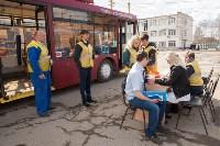 Конкурс водителей троллейбусов, Фото: 12