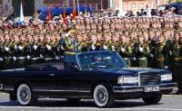 Тульская делегация побывала на генеральной репетиции парада Победы в Москве, Фото: 7