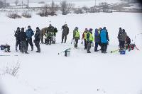 В Туле выбрали лучших рыбаков по ловле на блесну со льда, Фото: 47