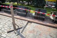 Реставрация обелисков на площади Победы, Фото: 5