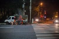 Нанесение дорожной разметки в Туле, Фото: 40