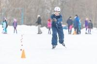 В Туле прошли массовые конькобежные соревнования «Лед надежды нашей — 2020», Фото: 29