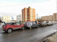 На проспекте Ленина произошло массовое ДТП, Фото: 4