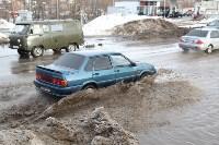 Потоп на ул. Рязанской и Восточном обводе, Фото: 9