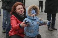 Фитнес-зарядка на площади Ленина. 26 декабря 2015 года, Фото: 5