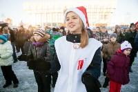 Физкультминутка на площади Ленина. 27.12.2014, Фото: 18