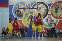 БК «Тула» дважды уступил баскетболистам Ярославля, Фото: 5