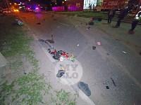 Крупное ДТП на ул. Металлургов в Туле: Nissan снес столб, пассажирку вышвырнуло из машины, Фото: 14