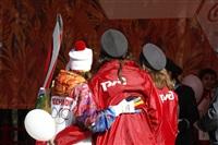 Эстафета Олимпийского огня. Новомосковск, Фото: 40