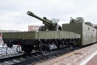 На Московском вокзале установили памятник защитникам Тулы, Фото: 8