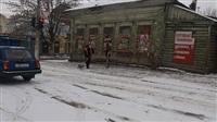 Уборка снега. 17 марта 2014, Фото: 9