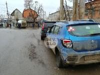 В Туле угнанная маршрутка устроила массовое ДТП, Фото: 4
