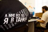 Виртуальные и настоящие танки от «Ростелекома» на тульской земле для журналистов и блогеров ЦФО, Фото: 39