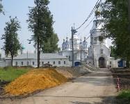 Щегловский монастырь продолжают благоустраивать, Фото: 3