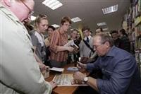 Юрий Вяземский на встрече с читателями, Фото: 30
