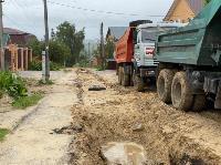 Централизованная канализация и чистая питьевая вода: в Туле проводят ремонт сети водоснабжения, Фото: 13