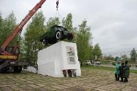 Снятие и транспортировка ЗИС-5 для реставрации, Фото: 1