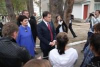 Владимир Груздев в Алексинском районе, Фото: 3