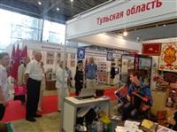Тульская область приняла участие во Всероссийской выставке «Символы Отечества», Фото: 4
