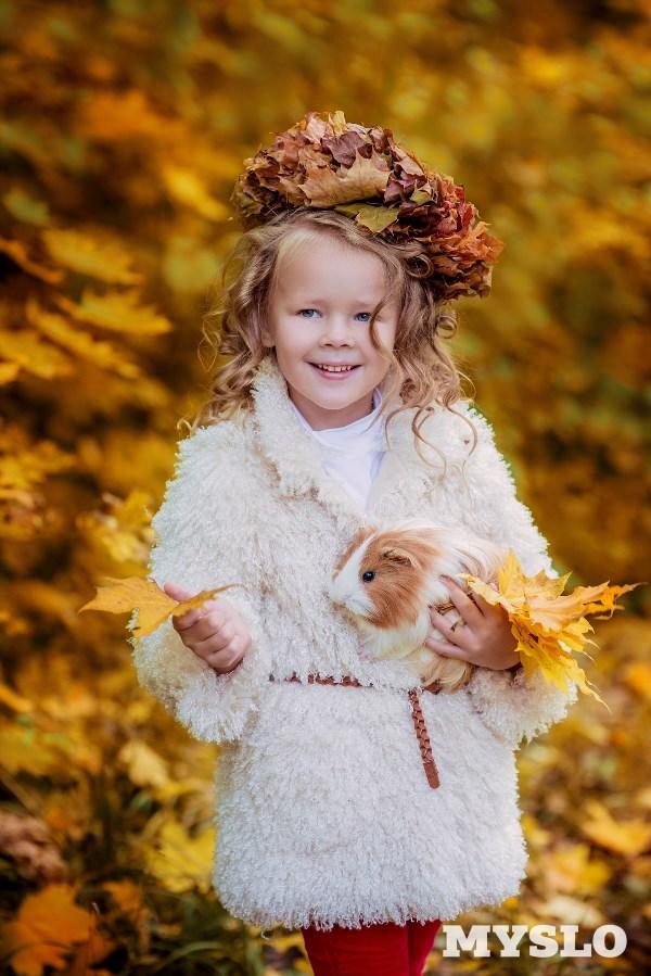 Софья Жоричева, 5 лет