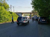 Авария на Алексинском шоссе в Туле, Фото: 18