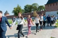 В Туле более 2500 учащихся вузов и колледжей посвятили в студенты, Фото: 65