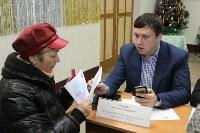 Авилов. Встреча с жителями Плеханово. 8.12.15, Фото: 2