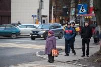 Рейд ГИБДД по пешеходам, Фото: 25