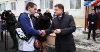 Владимир Груздев вручил ключи от квартир новоселам из Донского , Фото: 9