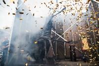 В Туле открыли скульптуру «блохе-киборгу», Фото: 61