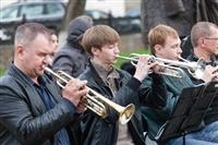 Оркестр в Кремлевском саду, Фото: 16