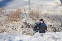 Новая коммунальная авария в Пролетарском округе, Фото: 44