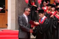 Вручение дипломов магистрам ТулГУ. 4.07.2014, Фото: 133