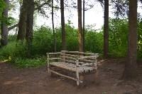 скамейка всегда ждёт отдохнуть, Фото: 65