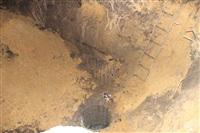 Глубина провала на Одоевском шоссе в Туле - примерно 3 метра, Фото: 6